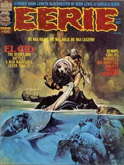 Eerie Vol 1 66