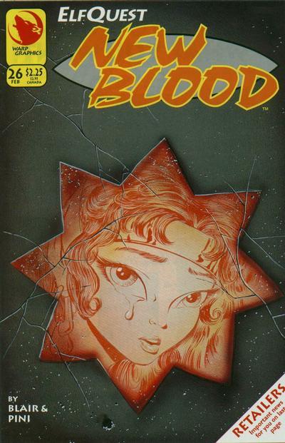 Elfquest: New Blood Vol 1 26