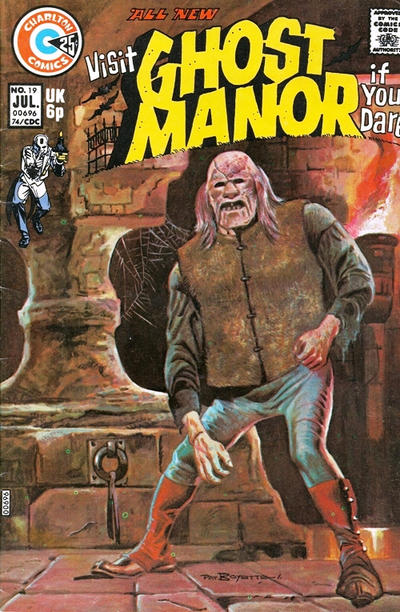 Ghost Manor Vol 2 19