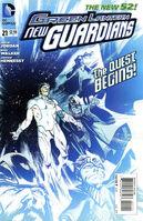 Green Lantern New Guardians Vol 1 21