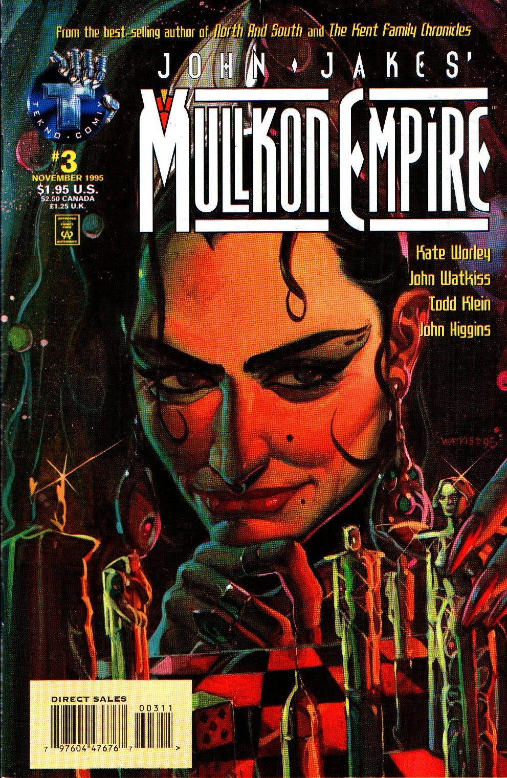 John Jakes' Mullkon Empire Vol 1 3