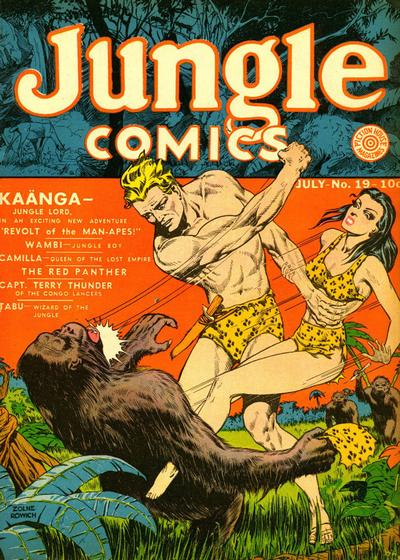 Jungle Comics Vol 1 19