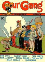 Our Gang Comics Vol 1 6