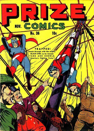 Prize Comics Vol 1 36