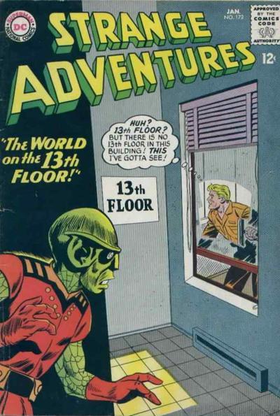 Strange Adventures Vol 1 172