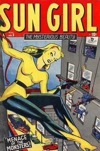 Sun Girl Vol 1 1