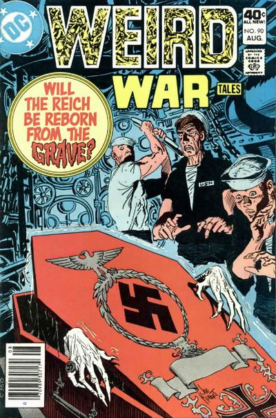 Weird War Tales Vol 1 90