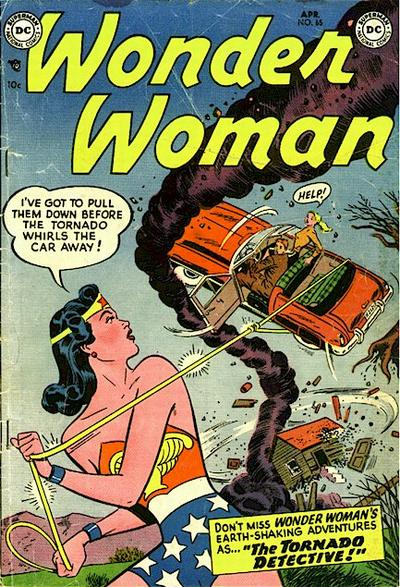 Wonder Woman Vol 1 65