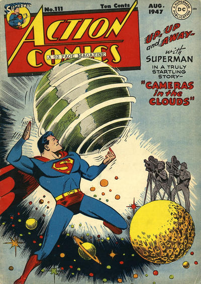 Action Comics Vol 1 111