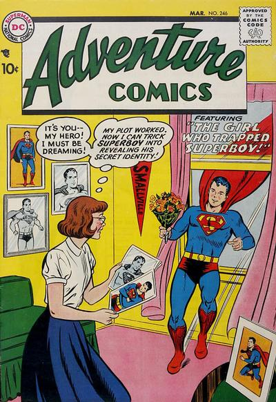 Adventure Comics Vol 1 246