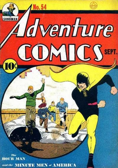 Adventure Comics Vol 1 54