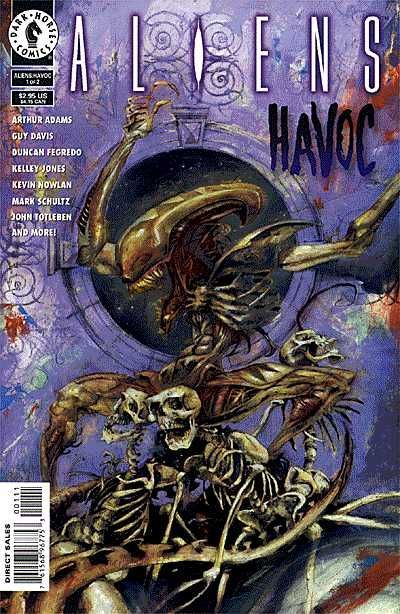 Aliens: Havoc Vol 1 1