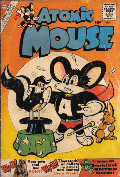 Atomic Mouse Vol 1 37