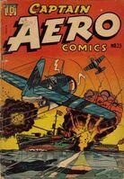 Captain Aero Comics Vol 1 23