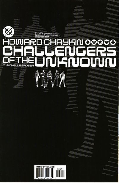 Challengers of the Unknown Vol 4 6