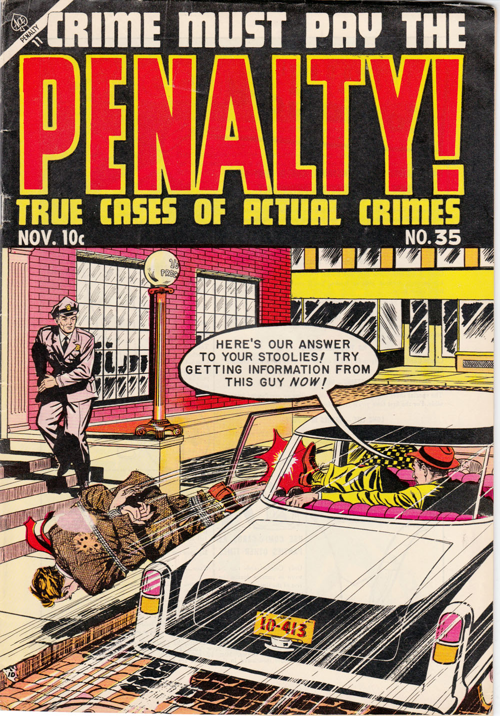 Crime Must Pay the Penalty Vol 2 35