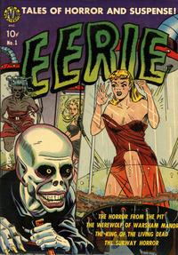 Eerie (Avon) Vol 1 1