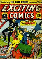 Exciting Comics Vol 1 21