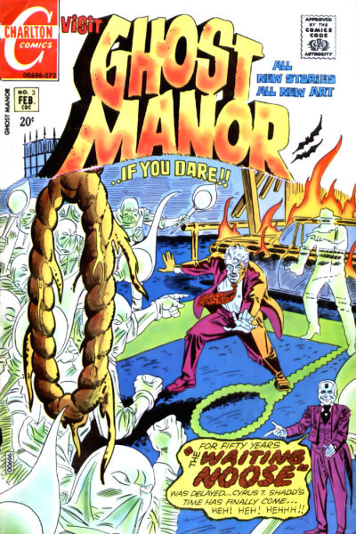 Ghost Manor Vol 2 3