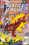 Justice League Europe Vol 1 45
