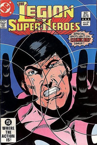 Legion of Super-Heroes Vol 2 297
