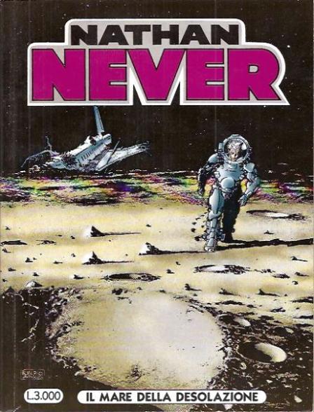 Nathan Never Vol 1 63