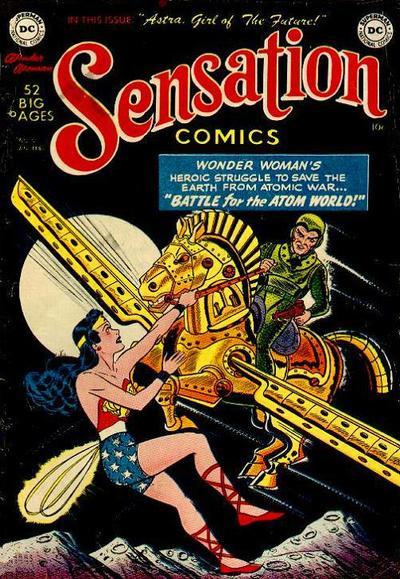 Sensation Comics Vol 1 101