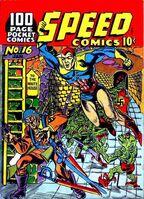 Speed Comics Vol 1 16
