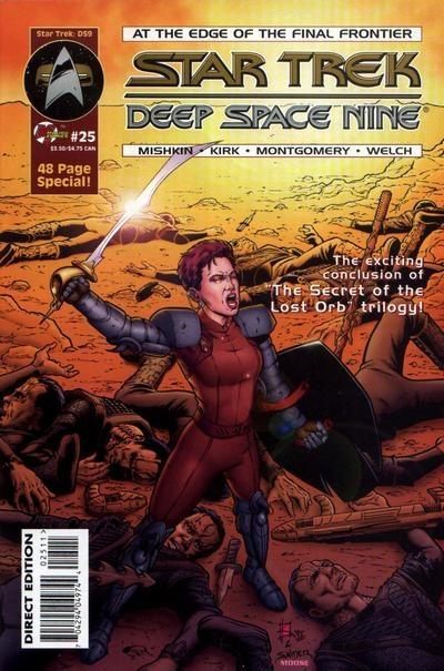 Star Trek: Deep Space Nine Vol 1 25