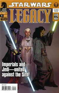 Star Wars: Legacy Vol 1 5