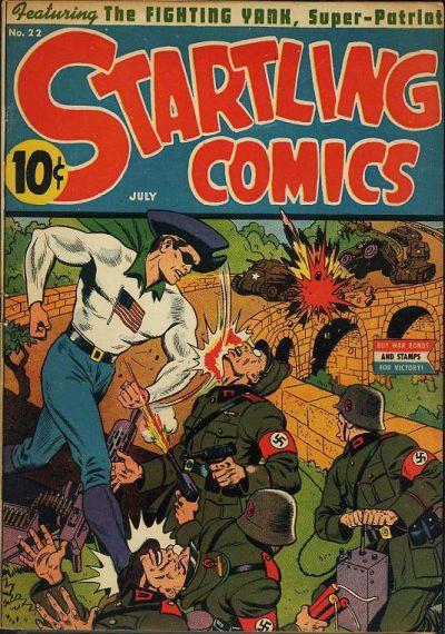 Startling Comics Vol 1 22