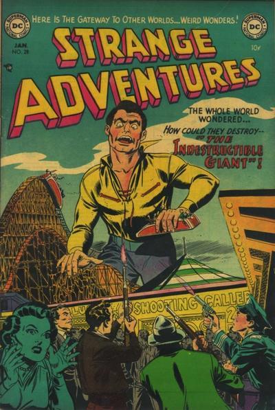 Strange Adventures Vol 1 28