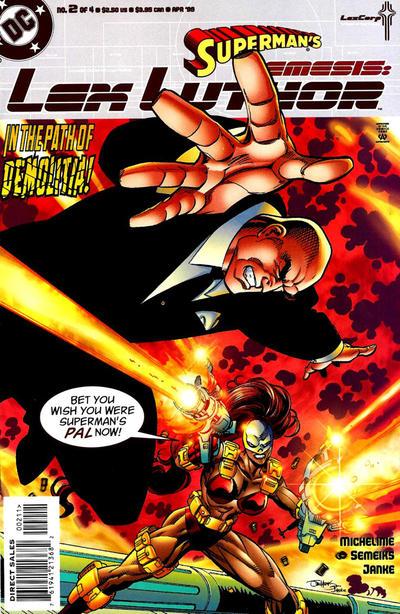 Superman's Nemesis: Lex Luthor Vol 1 2