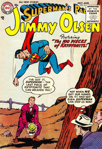 Superman's Pal, Jimmy Olsen Vol 1 6