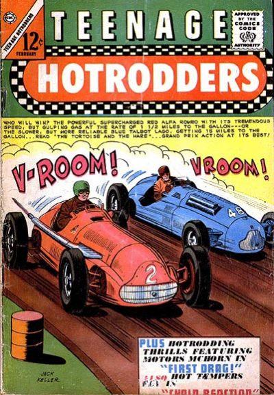 Teenage Hotrodders Vol 1 11