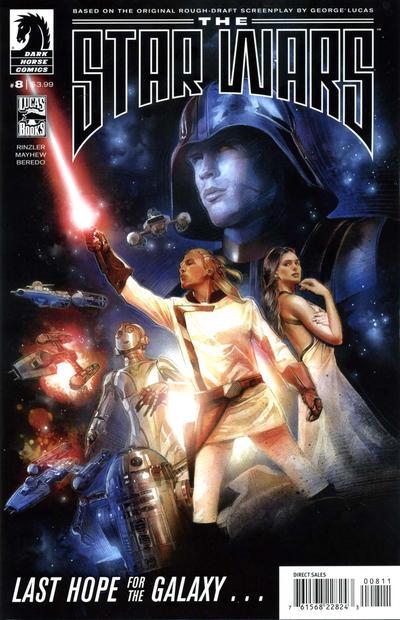 The Star Wars Vol 1 8