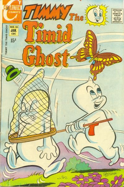 Timmy the Timid Ghost Vol 2 20