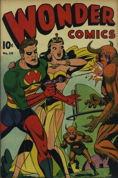 Wonder Comics Vol 1 10