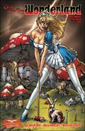 Wonderland Annual Vol 1 2009-C