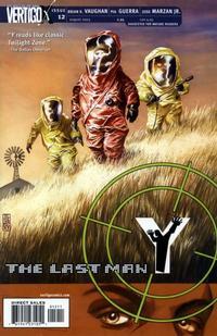 Y: The Last Man Vol 1 12