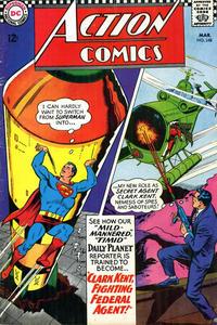 Action Comics Vol 1 348