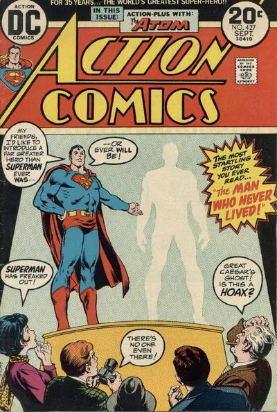 Action Comics Vol 1 427
