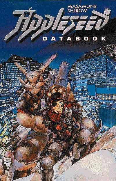 Appleseed Databook
