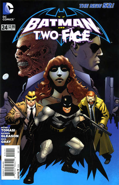 Batman and Two-Face: The Big Burn