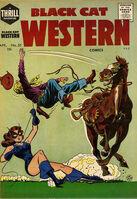 Black Cat Western Comics Vol 1 55