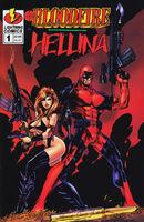 Bloodfire - Hellina Vol 1 1