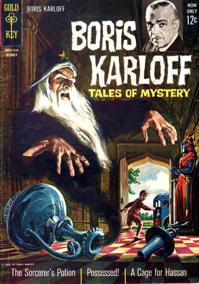 Boris Karloff's Tales of Mystery Vol 1 5