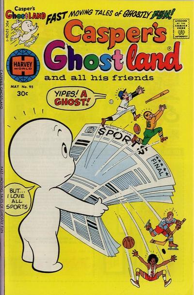 Casper's Ghostland Vol 1 95