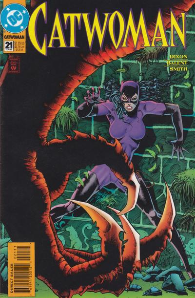 Catwoman Vol 2 21