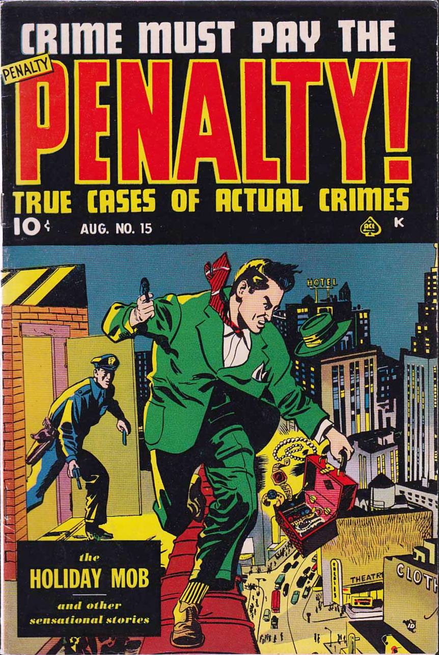 Crime Must Pay the Penalty Vol 2 15